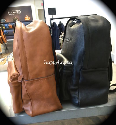 Coach バックパック・リュック 【Coach】上質レザーCampus backpack in leather/F72120(2)