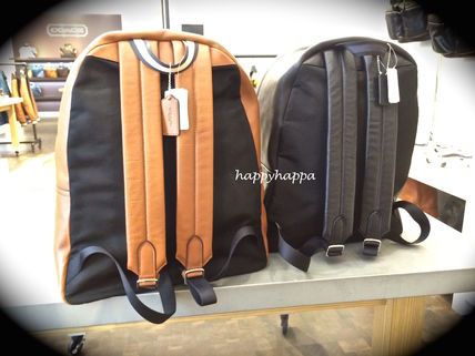Coach バックパック・リュック 【Coach】上質レザーCampus backpack in leather/F72120(3)