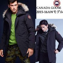 CanadaGoose2015-16AW・Men's定番スリムフィットChateau Parka
