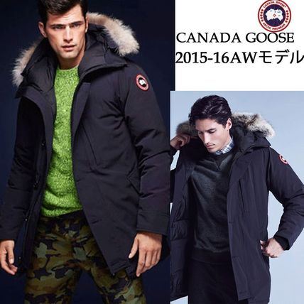 CanadaGoose2015-16AW Men's staple moominmamma Chateau Parka