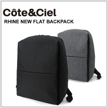 最短翌日着)Cote&Ciel RHINE NEW FLAT BACKPACK 28039 28038