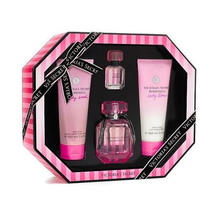 (送料込)BOMBSHELL GIFT SET (7.5ml/50ml/100ml/100ml)
