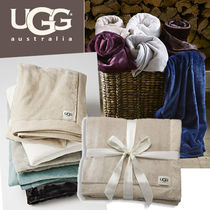 -UGG- Duffield Throw ブランケット OATMEAL HEATHER 即発