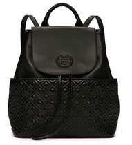 【Tory Burch 】 MARION QUILTED BACKPACK  バックパック 黒