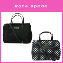 【3-5日着】【kate spade】ナイロン small loden blake avenue
