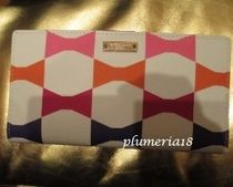 【新作】kate spade-bow tile stacy