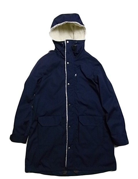 THE NORTH FACE PURPLE LABEマウンテンロングパーカ・ws65/35