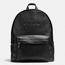 <COACH>新作15AW ☆コーチCampus backpack レザーF72120送料込