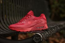 "★UNISEX★[NIKE] WMNS AIR MAX 90 ULTRA ""GYM RED""【送料込】"