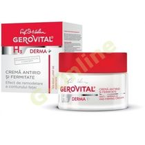 GEROVITAL(ジェロビタール)Anti- wrinkle and firming cream