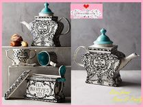 15AW*最安値保証*国内発送【Anthro】Sketched Story Teapot