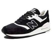 入手困難!! 限定品!! New Balance - 997 BLACK Made In USA