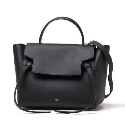 CELINE mini suitcases MINI BELT BAG black