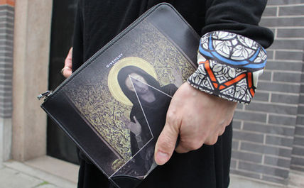GIVENCHY clutch Madonna Mary