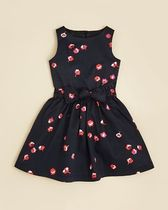 大人もOK kate spade Girls' Swift Floral Print Dress