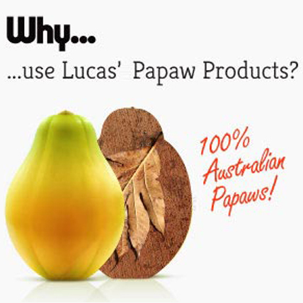 【LUCAS' PAPAW OINTMENT】25g×3本セット