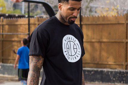 And popular PIGALLE basketball T shirts