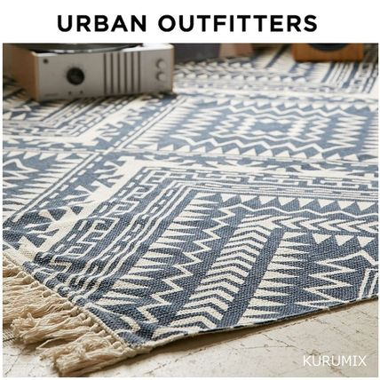 Urban Outfitters diamond Rug