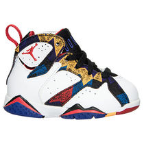 FW15 AIR JORDAN RETRO 7 TD SWEATER 10-16cm ベイビー 送料無料