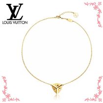2015-16秋冬☆LOUIS VUITTON☆COLLIER TRUNK ネックレス