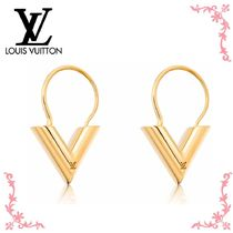 2015-16秋冬☆LOUIS VUITTON☆BOUCLES D'OREILLES ESSENTIAL V