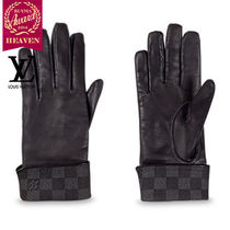TOPセラー賞受賞!#LOUIS VUITTON#GANTS DAMIER GRAPHITE