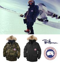 <ベッカム愛用> CANADA Goose カナダグースExpedition Parka♪