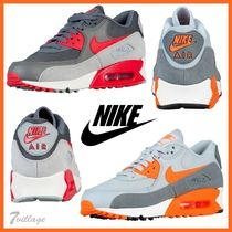 入手困難!限定カラー★NIKE★Air Max 90/ Essential Red,Orange