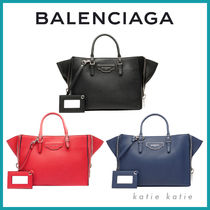 15AW☆Balenciaga Papier A6 Zip Around Plate☆完売前に♪
