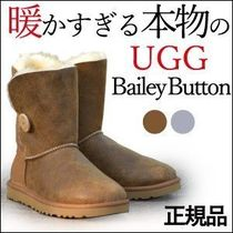 【UGG】BAILEY BUTTON BOMBER ムートンブーツ