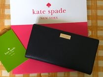 即発★Kate Spade★Newbury Lane Stacy★ネイビー