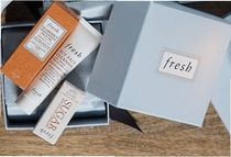 【Fresh】Face Cleanser, Oil, Lip treatment /3品 Gift Set