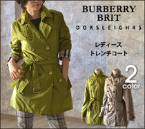 【BURBERRY】BRIT DORSLEIGH45 トレンチコート