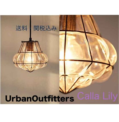 Urban Outfitters♥吹きガラスペンダントライト送・関込