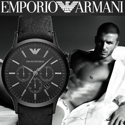 "U.S.A from EMPORIO ARMANI ""AR2461."""