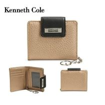 Kenneth Cole(ケネスコール) 財布・小物その他 国内即発 大人気 KENNETH COLE REACTION Tab Key Ring Wallet