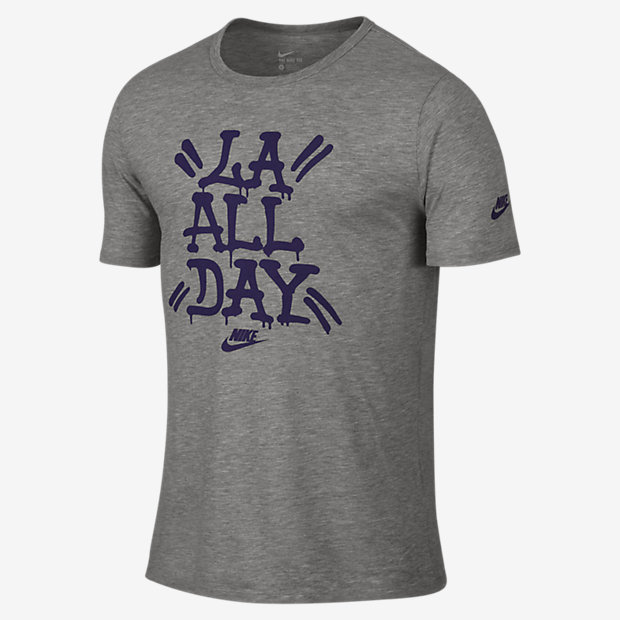 "【送料無料】NIKE ""LA ALL DAY"" CITY (LOS ANGELES)☆Tシャツ"