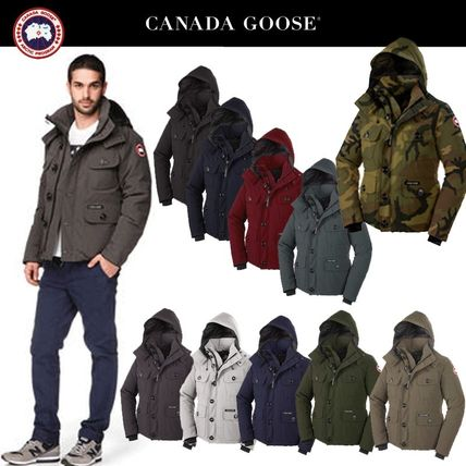 From the Canada CanadaGoose2015 Selkirk Parka