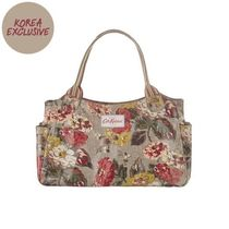 ☆Cath Kidston☆DAY BAG O/C AUTUMN BLOOM OAT☆