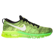 FW15 NIKE MEN'S FLYKNIT AIR MAX VOLTAGE GREEN 送料無料