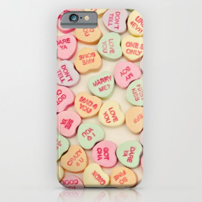 Society6 ケース heart to heart by Shannonblue