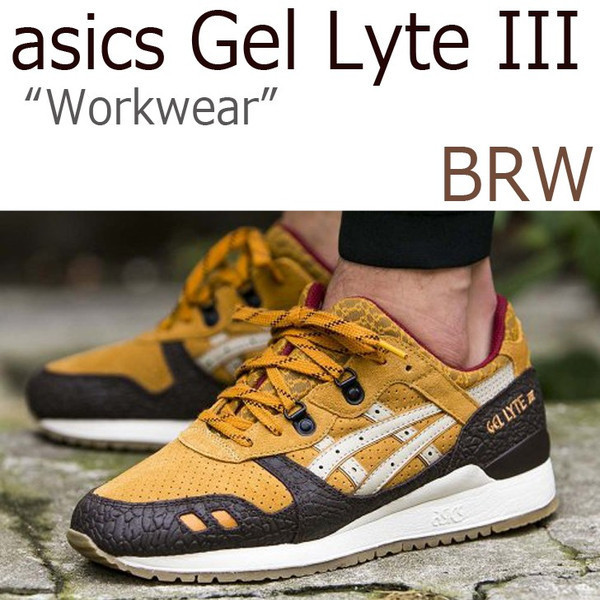 asics Gel Lyte 3 Workwear Pack /BRW/ワークウェア