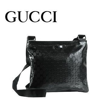 '15秋冬新作 ☆Gucci☆ GG Imprime Medium Messenger Bag♪