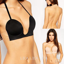 送料無料・国内発送ASOS/Fashion Forms U Plunge Backless Bra