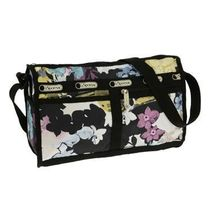 ★SALE★LeSportsac DELUXE SHOULDER SATCHEL 7519 D592