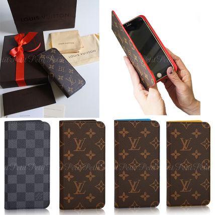 Charges included Louis Vuitton iPhone6/6 S + case / notebook
