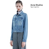 Acne Tag vintage blue ヴィンテージブルージャケット