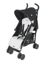 Maclaren☆Quest Buggy ベビーカー Black/Silver 国内発送