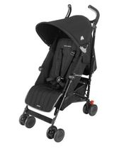 Maclaren☆Quest Buggy ベビーカー Black/Black 国内発送 関税込