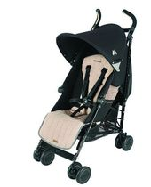 Maclaren☆Quest Buggy ベビーカー Black/Champagne 国内発送